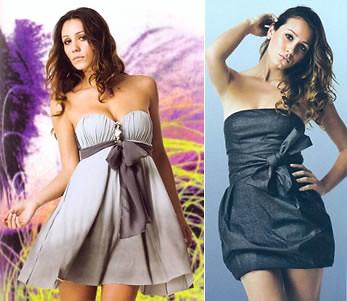 fotos de vestidos balone - modelos