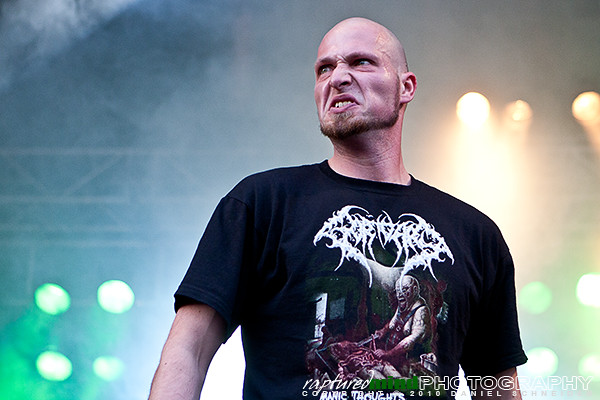 Defeated Sanity - Death Feast Open Air 2010 - Live, Festival, Show