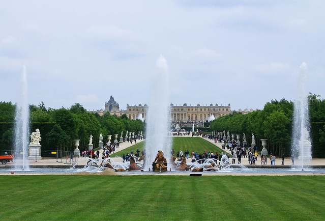 Gardens and Park of the Château