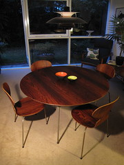 Arne Jacobsen Dining Set