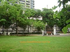 國泰市政尊園:正對公園的寧靜別墅