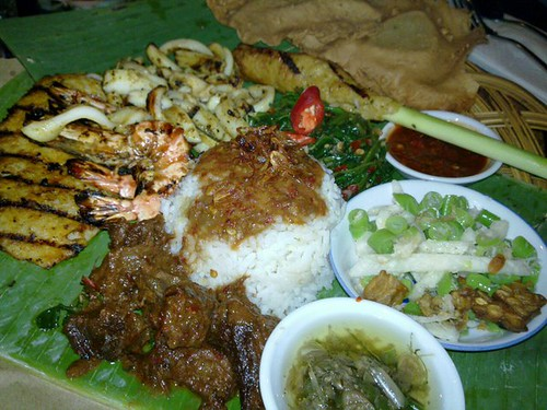 Water Lily - Balinese Cuisine