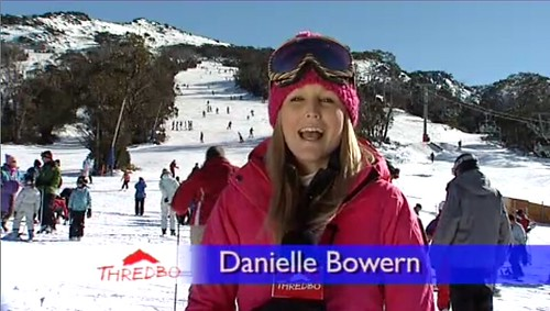 Danielle Bowern from Thredbo