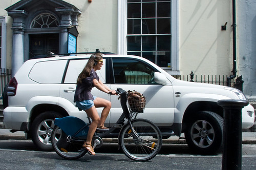 Dublin Cycle Chic - Summertime