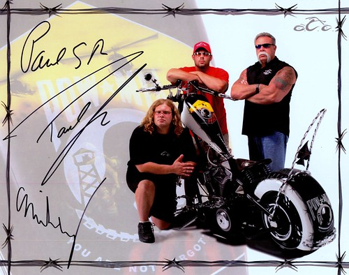 rachael biester teutul. Images of Paul Teutul Jr.
