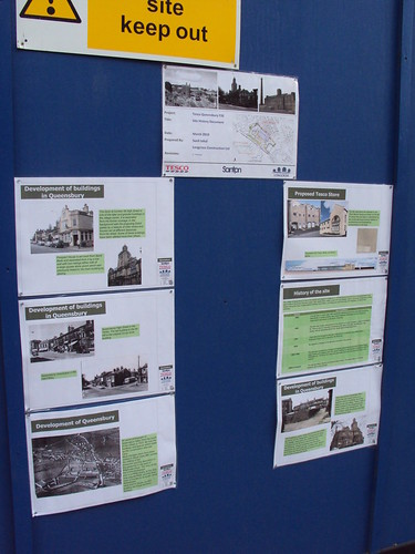 Tesco History Display | Flickr - Photo Sharing!