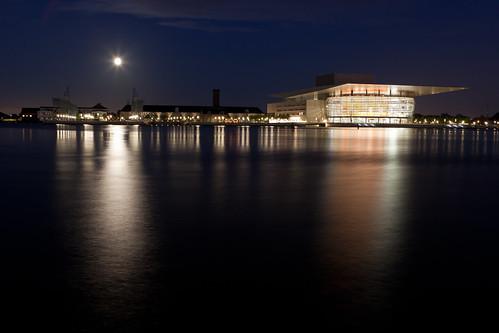 Copenhagen Opera House (哥本哈根歌劇)