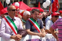 DSC_4389 (i'gore) Tags: firenze toscana prato manifestazione sciopero cgil manifestazioni scioperogenerale camusso gramolati cgiltoscana