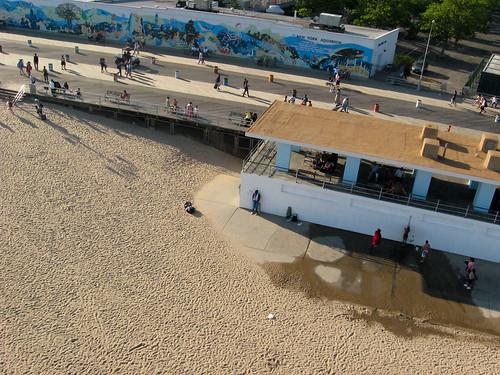Coney Island Aerial 3