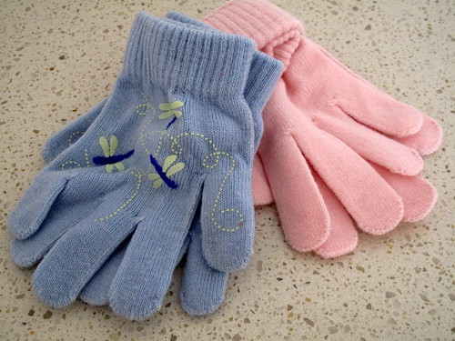 Bridget's Gloves