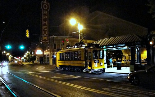 streetcar in memphis, tn 2010