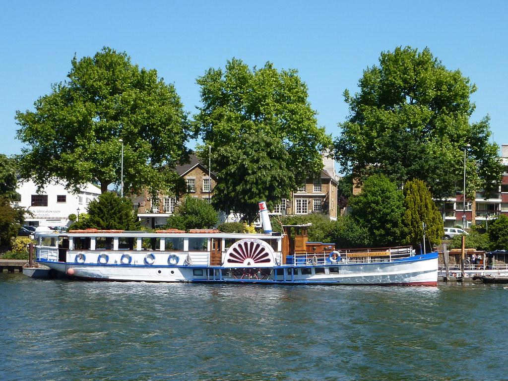 Yarmouth Belle, River Thames, Kingston