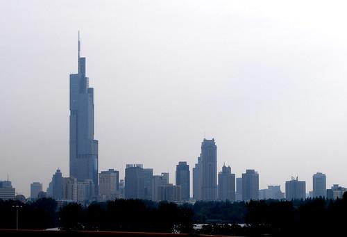 j56 - Nánjīng Skyline