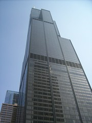 Sears... Willis.... Wesley Willis Tower (bsmechanic) Tags: chicago searstower wesleywillis willistower