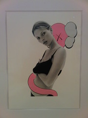 KAWS - Untitled (collaboration with David Sims) [detail]