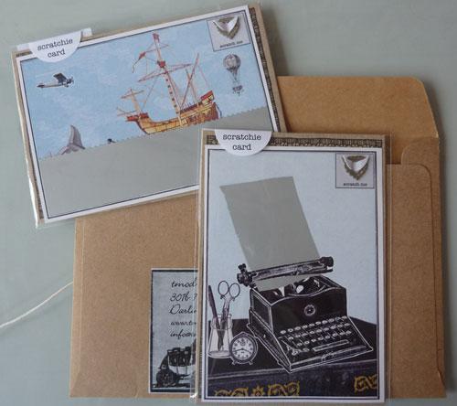TMOD cards