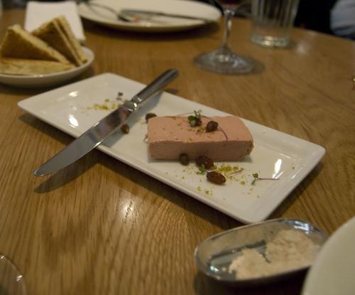foie gras parfait2