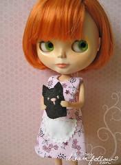 Kitty Pocket dress