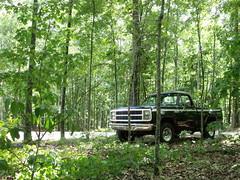 025 (stevenbr549) Tags: black truck wagon power pickup dodge 1980 w150 shortbed