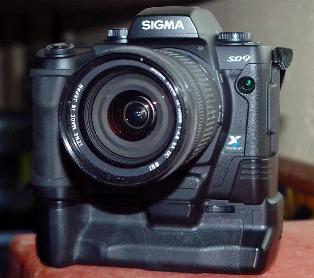 Sigma SD 9