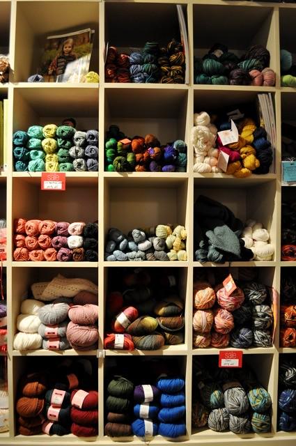Loops, A Yarn Store