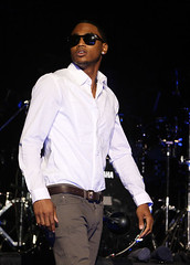 Mary J blige estelle trey song @  the essence music fest