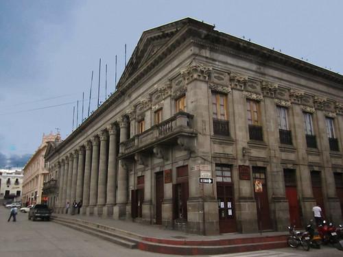 Quetzaltenango 26 - Main Plaza