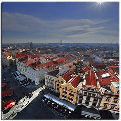 Seagull view in Prague (Nespyxel) Tags: light prague praga czechrepublic blade luce seagullview challengeyouwinner pleasedontusethisimageonwebsites blogsorothermediawithoutmyexplicitpermissionallrightsreserved