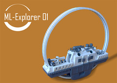ML-Explorer 01 (Catarino0937) Tags: wheel one power lego space ring single scifi spaceman functions exploration pf moc catarino 0937 foitsop