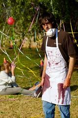 Inner Butcher (Khyle du Plessis) Tags: blood alternativeportraits