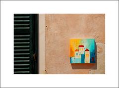 wall (S. Lo) Tags: travel wall painting croatia dubrovnik adriatic