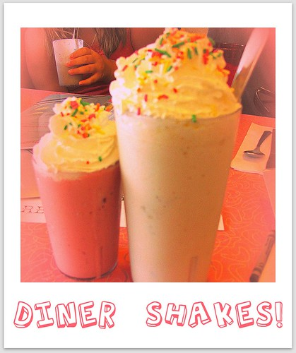 Diner Shakes