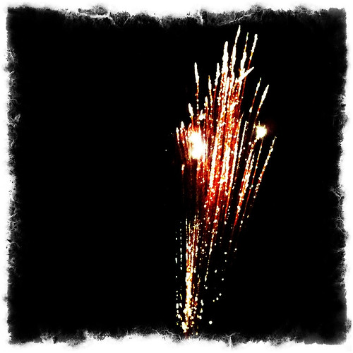 Fireworks from the iPhone