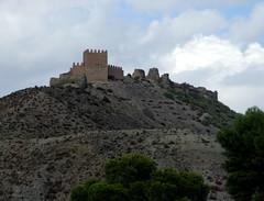Burgruine bei Tabernas
