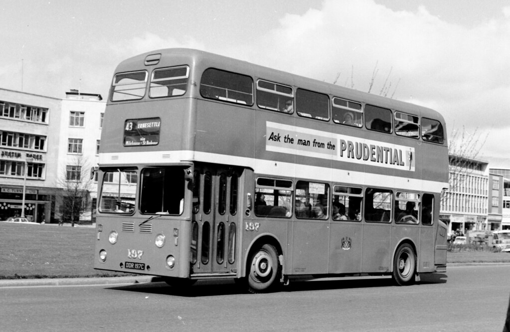 Plymouth City Transport 197 DDR197C