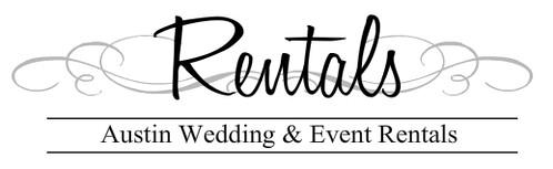 austin wedding rentals