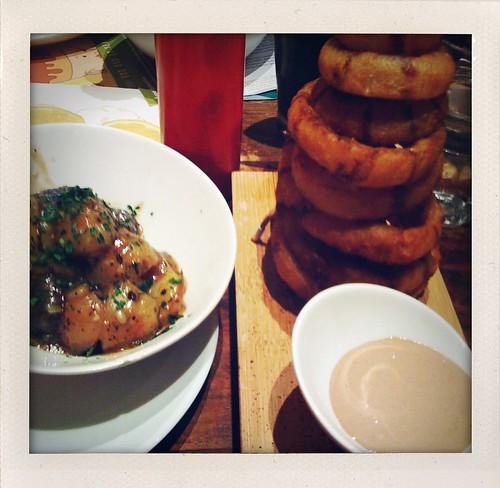Food at Max Brenner