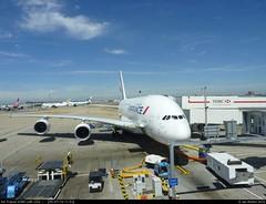 Air France A380 LHR-CDG