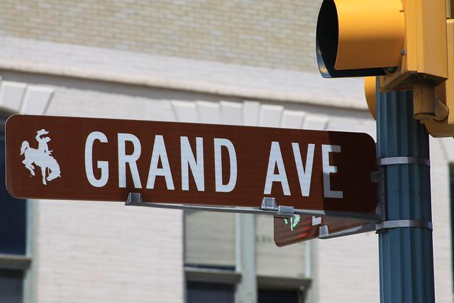 Grand Avenue!