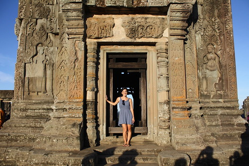 4785769307 09e3d15bf1 Ancient Angkor Wat, Cambodia's Crown Jewel