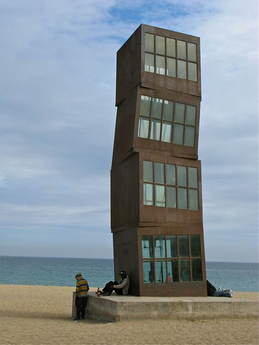 barcelona beach 010