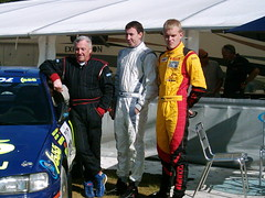 Jimmy McRae, Markko Martin and Ott Tanak (74Mex) Tags: festival speed martin stage rally jimmy goodwood mcrae ott 2010 markko tanak