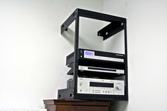 Ricky's Franchise - A/V Rack
