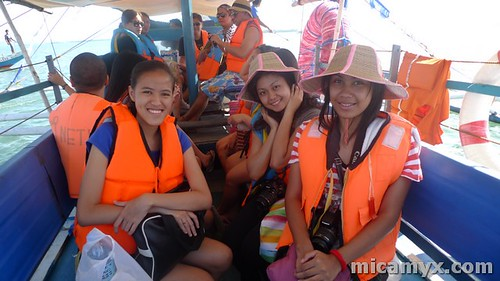 Ready for the Island Hopping Tour!