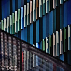 MILANO MACIACHINI lines (Damiano_cipoClick) Tags: abstract milan colors lines nikon dcc architexture damianocipoclick gheometry