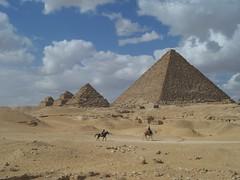 Four Pyramids (Gabrieltraveler) Tags: desert egypt cairo pyramids giza lpdesert lpdeserts