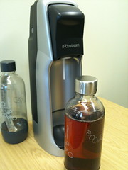 Sodastream experiment