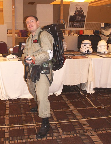 Ancient City Con IV, Ghostbuster