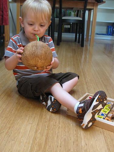 Mmm, Coconut!