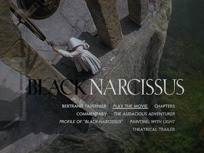 Criterion Confessions: BLACK NARCISSUS - #93